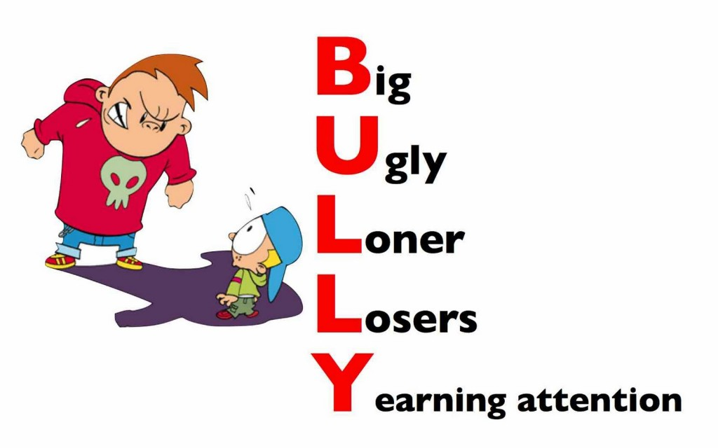 bully exposed